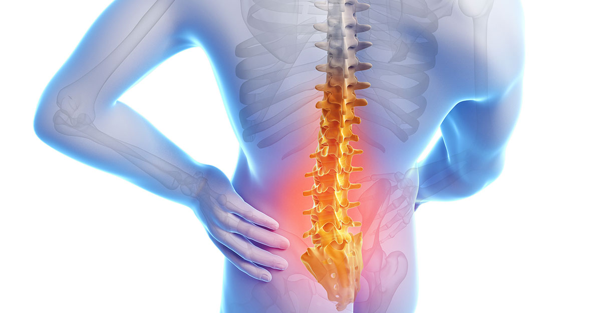 Burton, MI back pain treatment by Dr. Elganainy